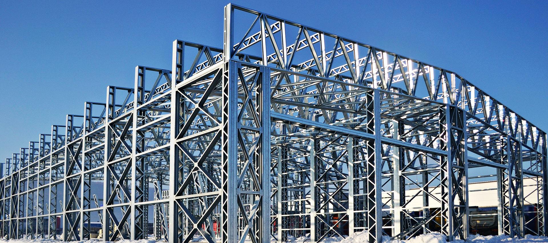 constructii industriale profile metalic NLD