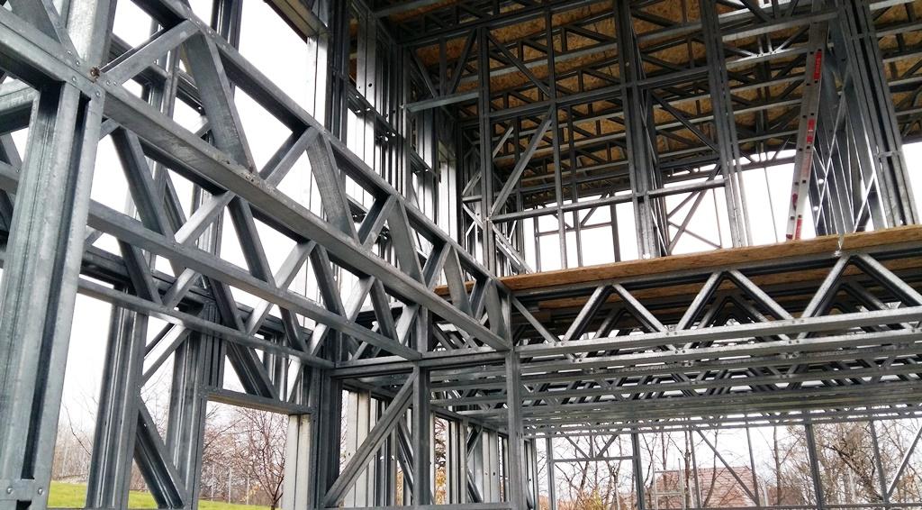 oferta structura metalica usoara