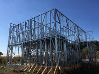 Casa pe structura metalica Magurele
